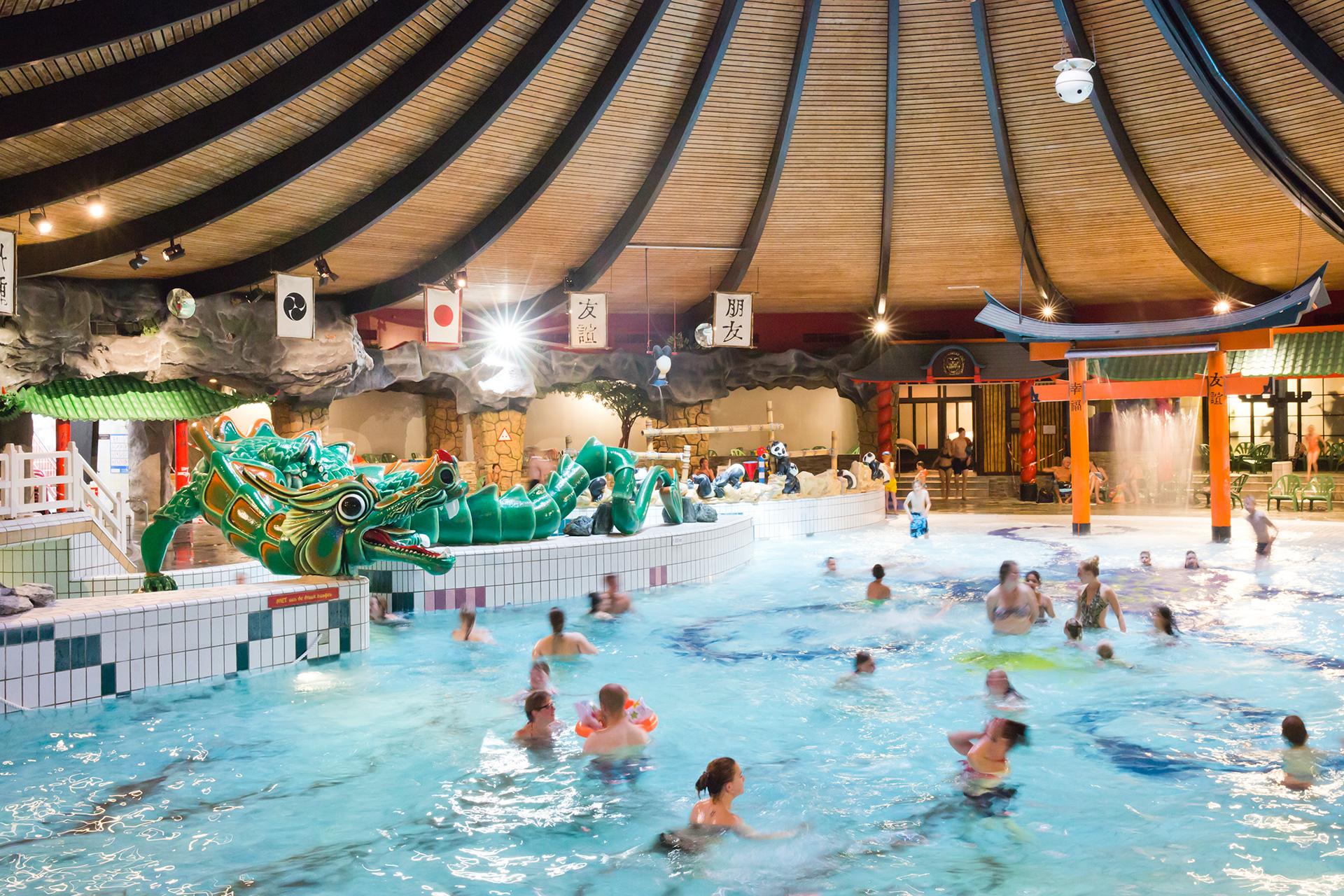 Bonte Wever Zwembad.Zwem En Saunaparadijs De Bonte Wever