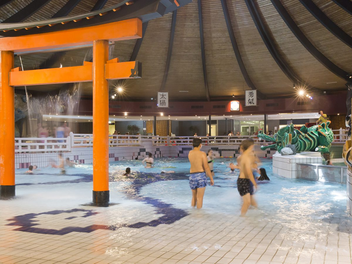 Bonte Wever Assen Zwemmen.Zwem En Saunaparadijs De Bonte Wever