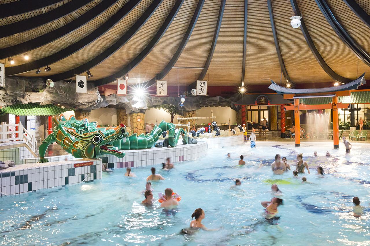 All in dagje de bonte wever basis de bonte wever - Zwembad arrangement ...